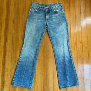 2000s vintage 7 For All Mankind jeans sz 25-26-27